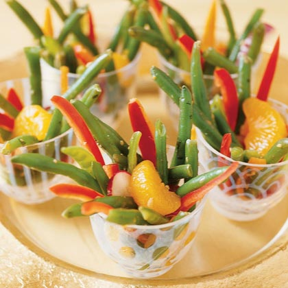 High-wire Haricots Verts