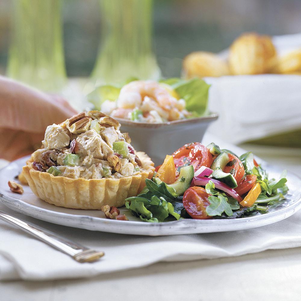 Honey Chicken Salad Recipe Myrecipes