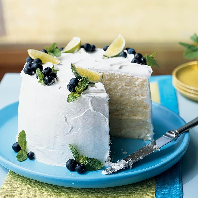 recipe: lime chiffon cake