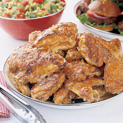 Home of the Brave BBQ Chicken Recipe