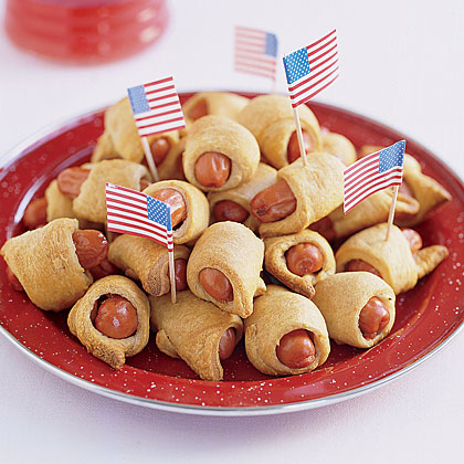 Patrick Henry Pigs in a Blanket