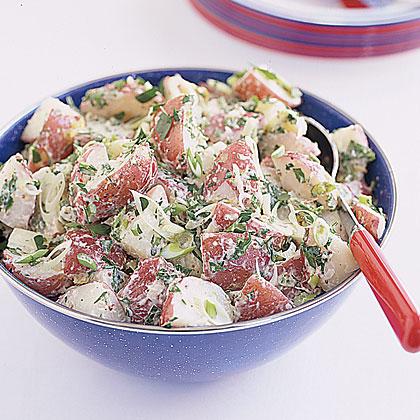 Paul Revere Potato Salad