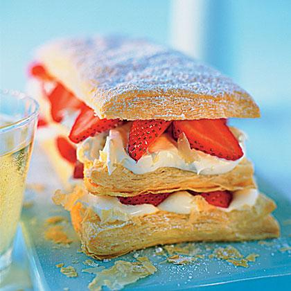 3-Step Strawberry Dessert Recipe
