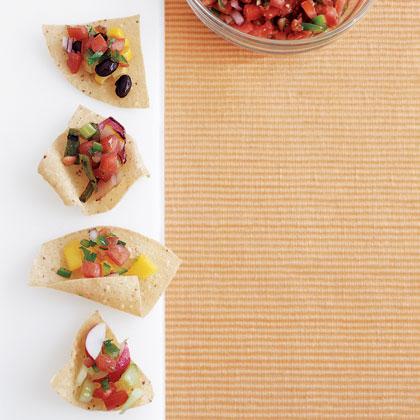 Garden Salsa Recipe