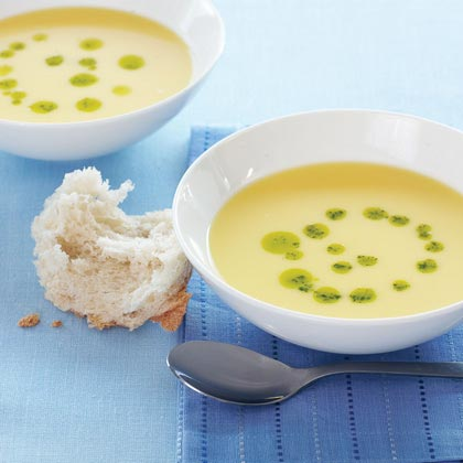 Chilled Corn Soup Recipe