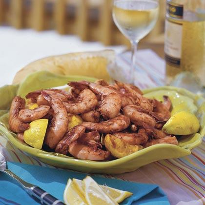 BBQ ShrimpRecipe
