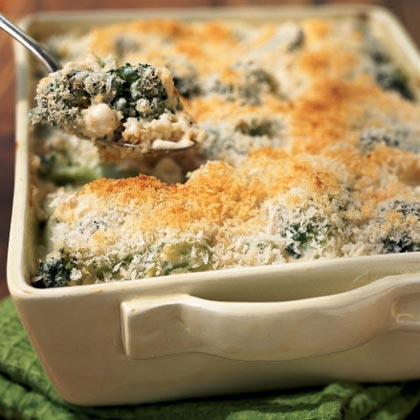 Zesty Broccoli Casserole