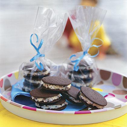 Cream-Filled Chocolate Chip WafersRecipe