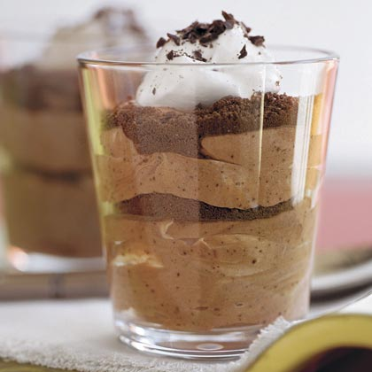 Chocolate ParfaitsRecipe