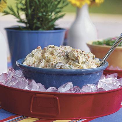 Egg-and-Olive Potato Salad