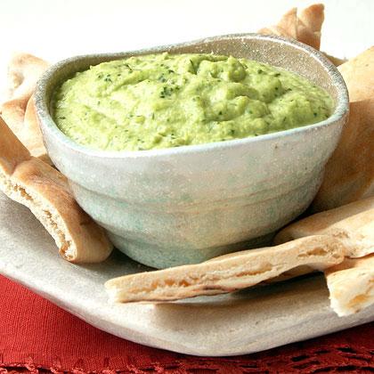 Soybean Hummus Recipe