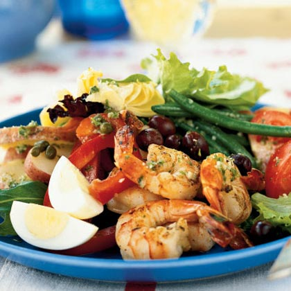 French-Style Shrimp Salad