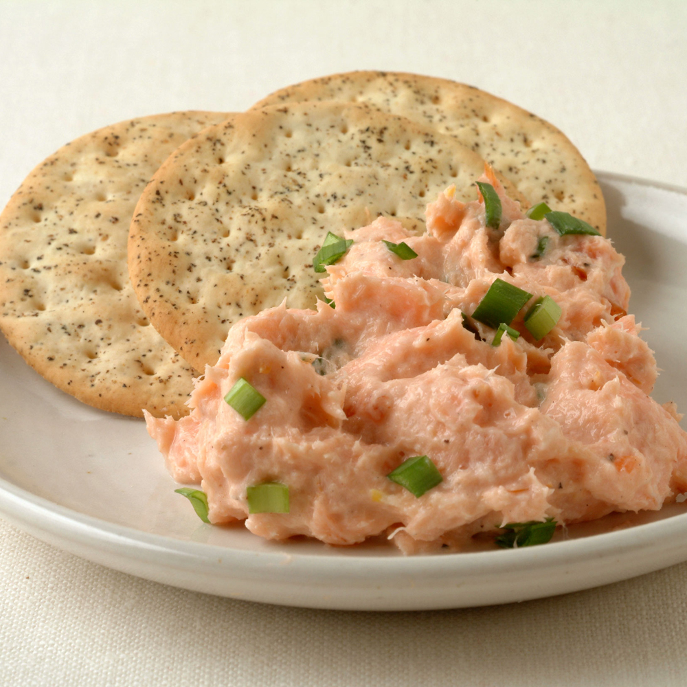Smoked Salmon Cardamom Spread Recipe Myrecipes