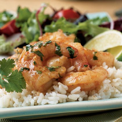 Chipotle-Spiced Shrimp