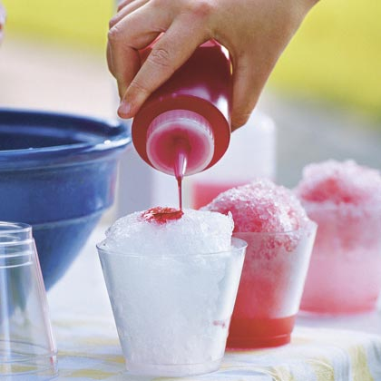 Super-Sour Snow Cone Syrup