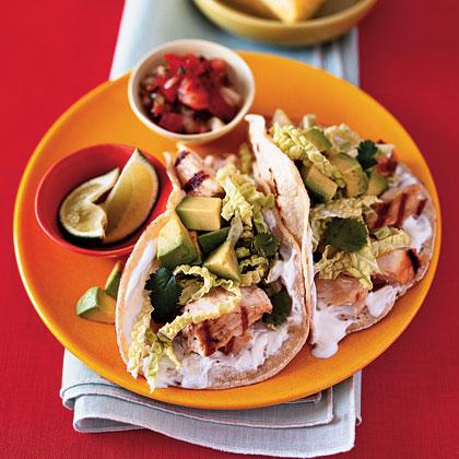 Easy baja fish taco recipes