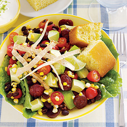 Southwestern Summer Salad Recipe