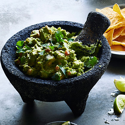 Gabriel's Guacamole RecipeThis is the base guacamole recipe from Gabriel's in Santa Fe, New Mexico. It is intended only as a jumping-off point: Add more seasonings to your taste. We preferred it with 1/2 teaspoon jalapeño, 4 teaspoons onion, and 4 teaspoons lime juice.
