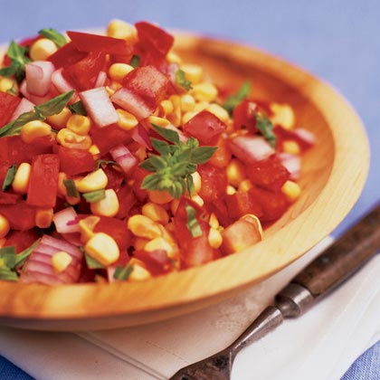 Tomato-Corn Salad
