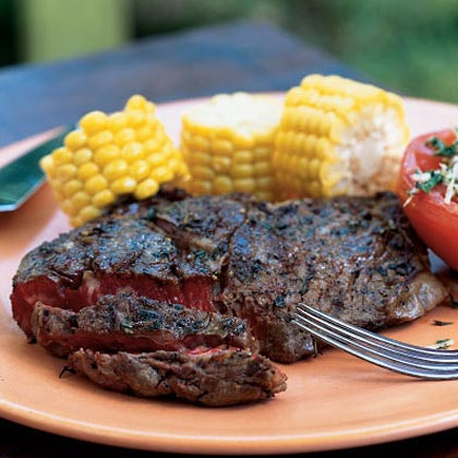Basic Grilled SteakRecipe