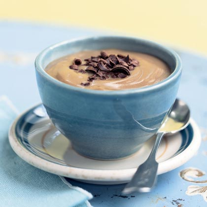 Mocha Pudding Recipe