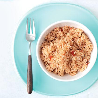 Red Rice Recipes Myrecipes