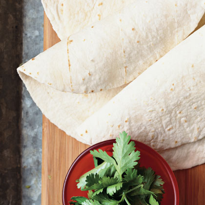 Roast Salmon and Vegetable Tacos