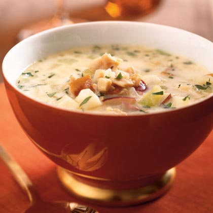 Plum Island Sound Clam ChowderRecipe