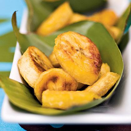 Maduros (Sautéed Sweet Plantains)