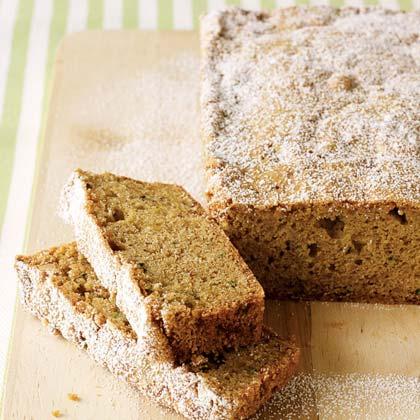 Walnut-Zucchini BreadRecipe