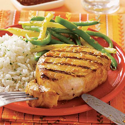 Easy-Prep Pork Chops Recipe