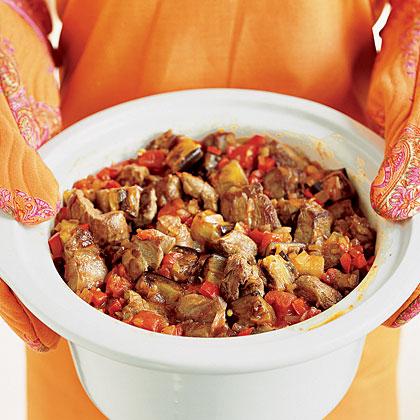 Lamb Ratatouille Ragout
