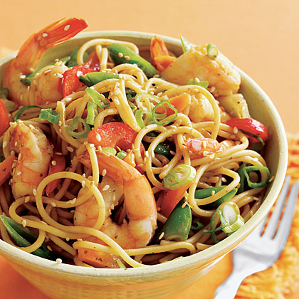 Sesame Shrimp RamenRecipe