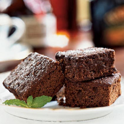 Irish Cream BrowniesRecipe