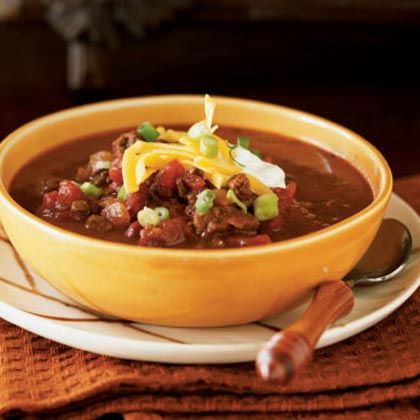 Easy Elk Chili