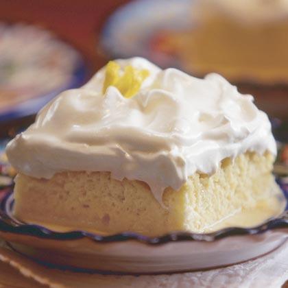 Tres Leches CakeRecipe