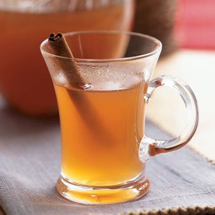 Hot Mulled Cider Recipe