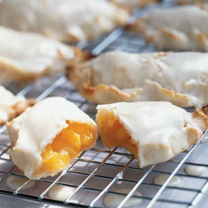 Brandied Apricot-Peach PiesRecipe