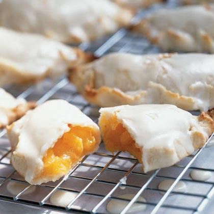 Brandied Apricot-Peach Pies