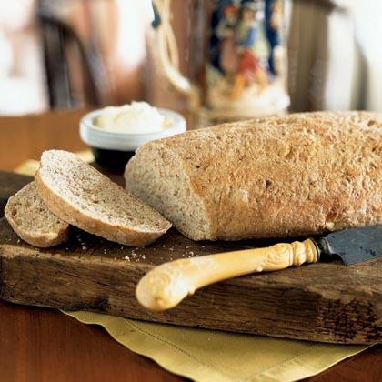 Brown Beer Rye Bread