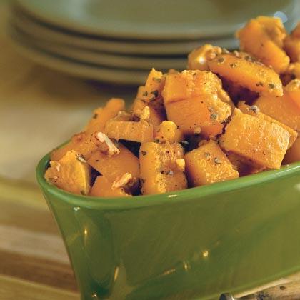 Glazed Butternut Squash Recipe