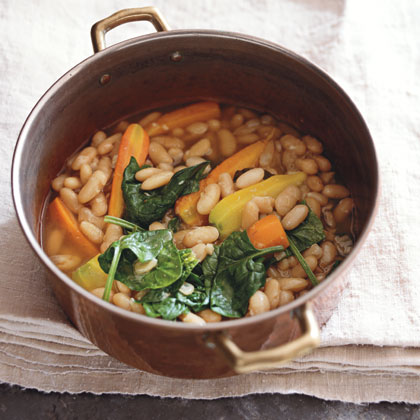 Cannellini Bean Stew Recipe