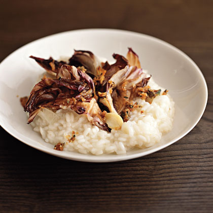 Risotto with Radicchio Recipe