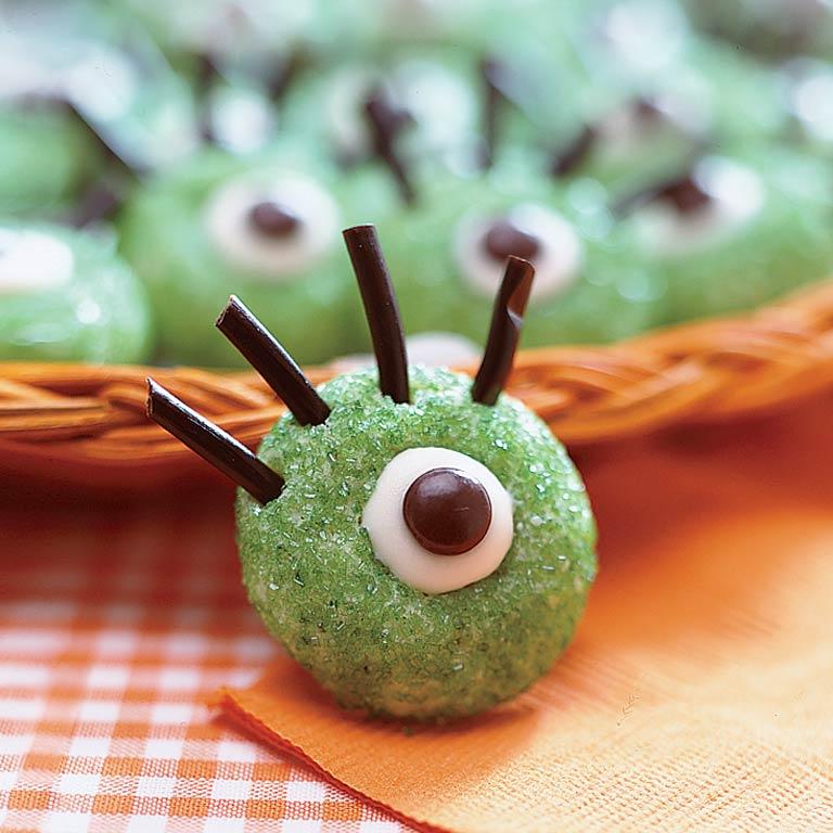 Ogre-Eye Cookies