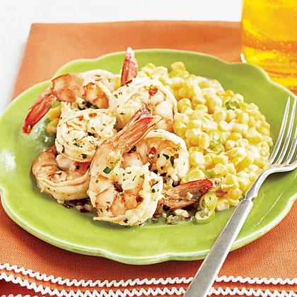 Spicy Shrimp Toss