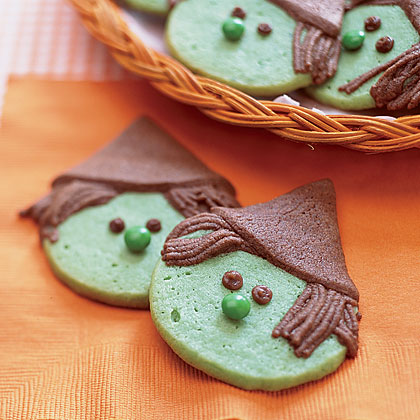 Witchy CookiesRecipe