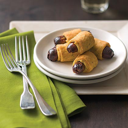Baked Dates in Cheddar-Rosemary Pastry Recipe