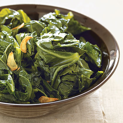 """Sautéed Collard Greens"" Recipe"
