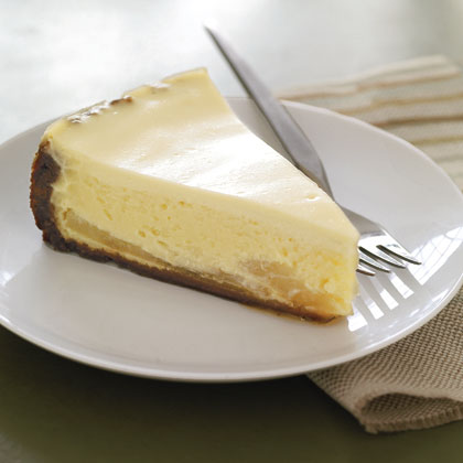 Gingersnap-Pear CheesecakeRecipe