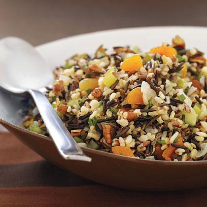 Wild Rice Dressing Recipe | MyRecipes.com